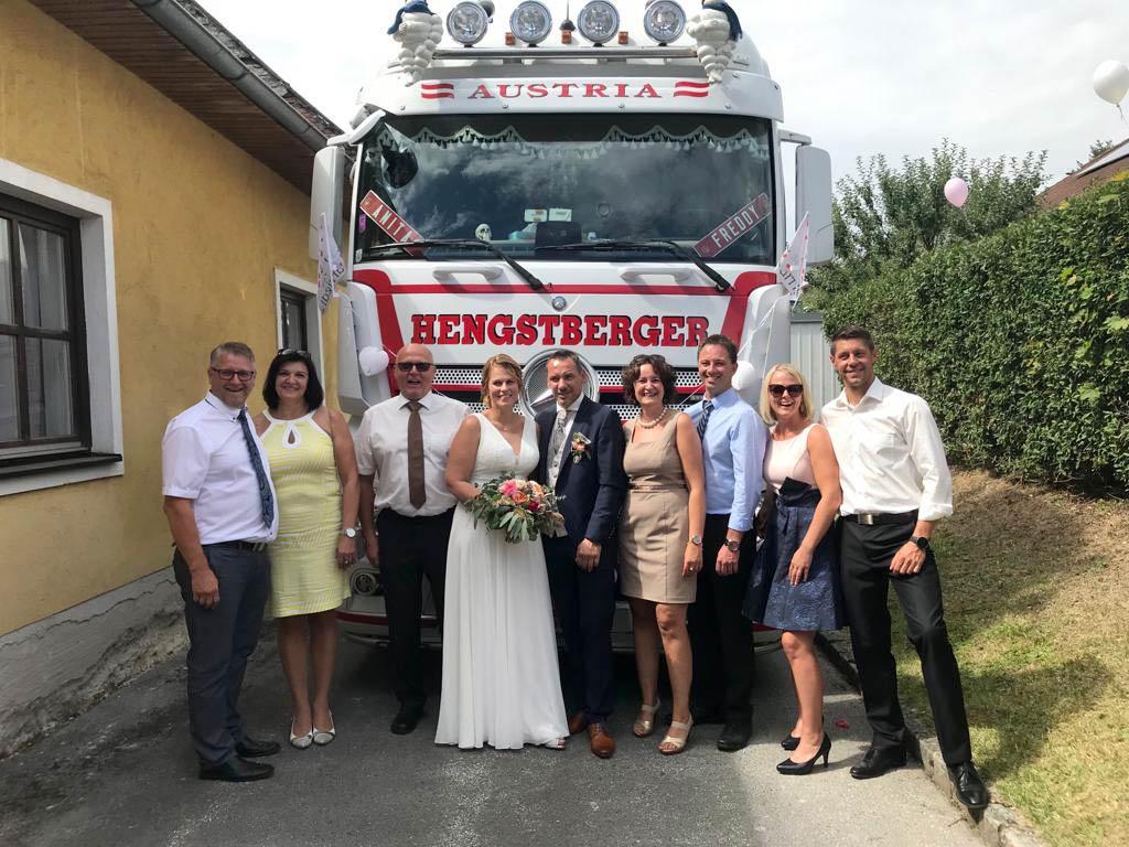 Hengstber Hochzeit 2019