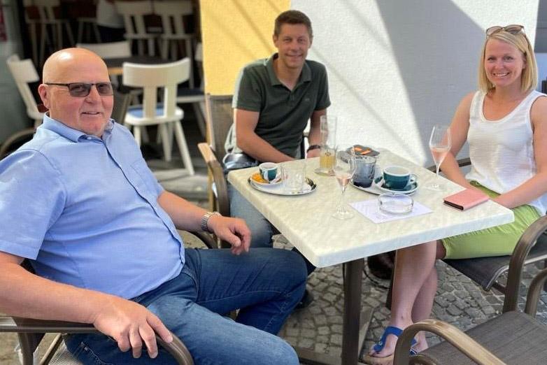 Hengstberger Übergabe Geschäftsführung 17.6.2020
