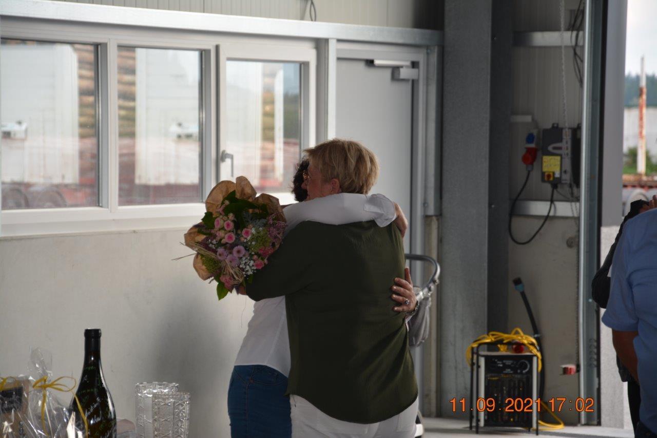 Abschieds- und Willkommensfeier, 11.9.2021