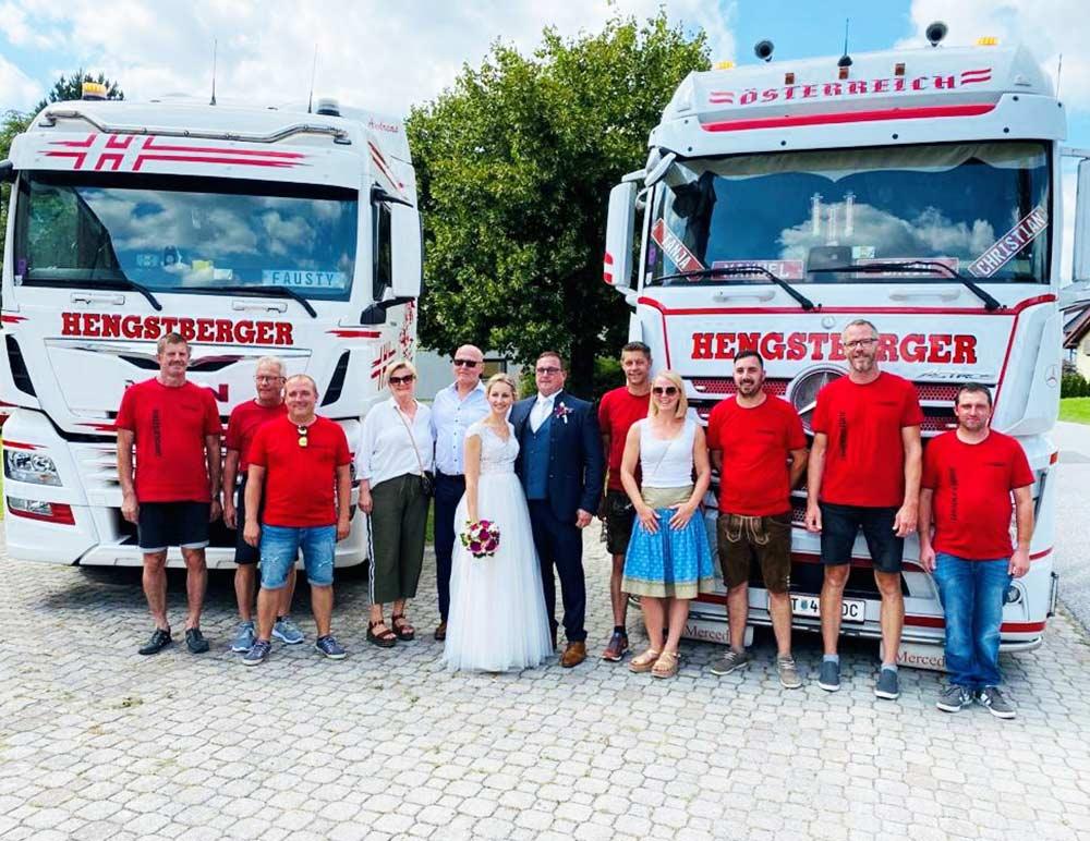Hochzeit von Theresa und Bernhard
